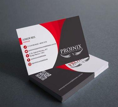 Cartão de visitas – Phoinix